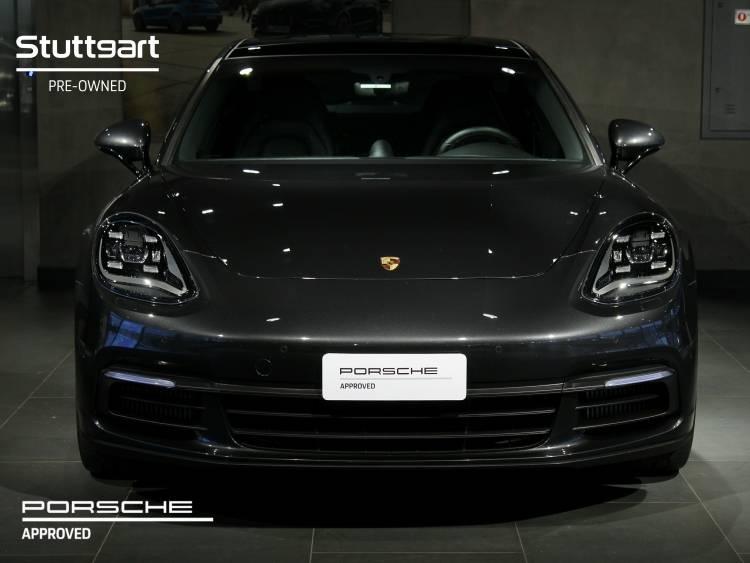 2018 Porsche Panamera 4 E-Hybrid – 2