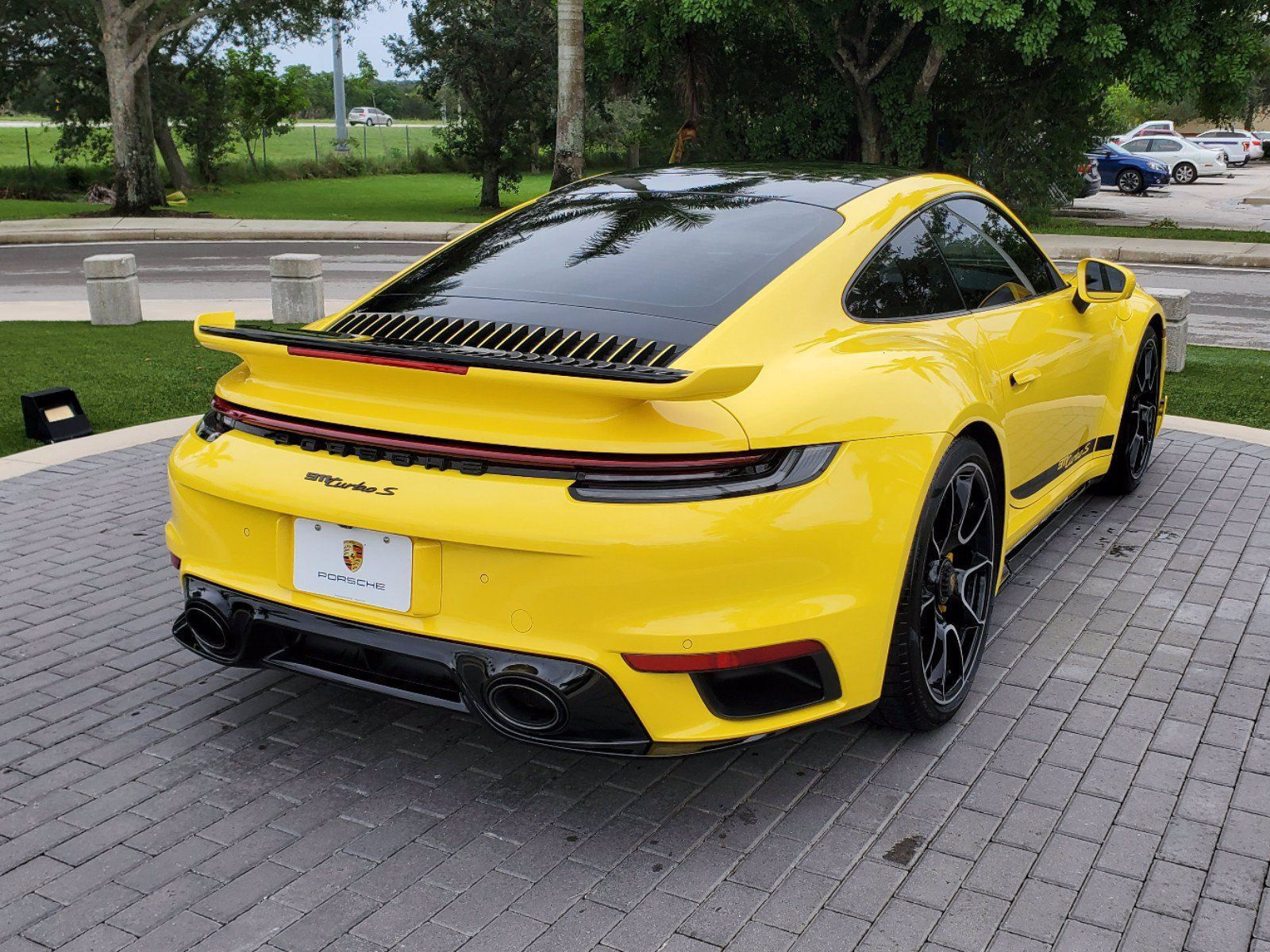 2021 Porsche 911 Turbo S – 5