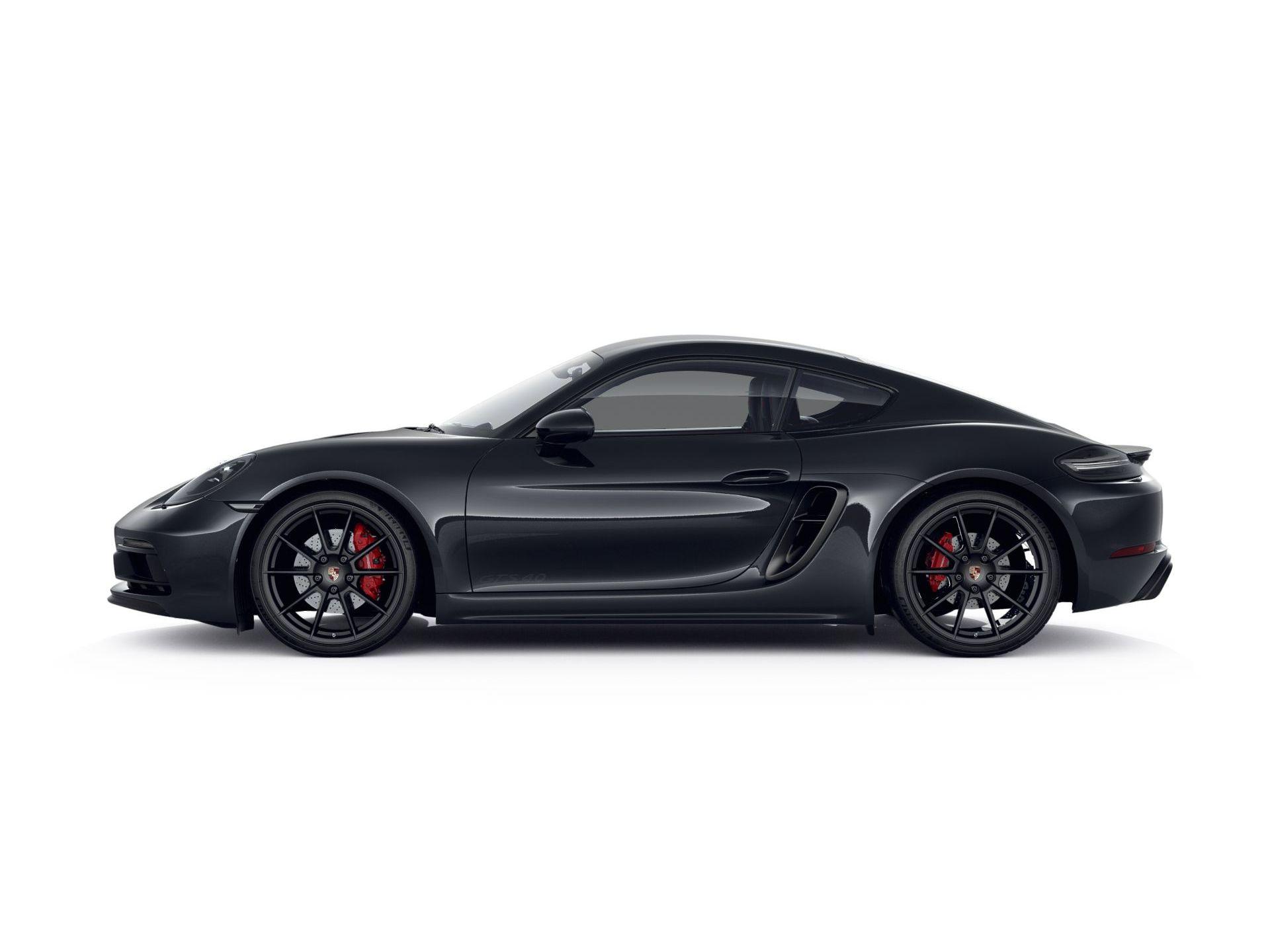 2022 Porsche 718 Cayman GTS 4.0 – 2