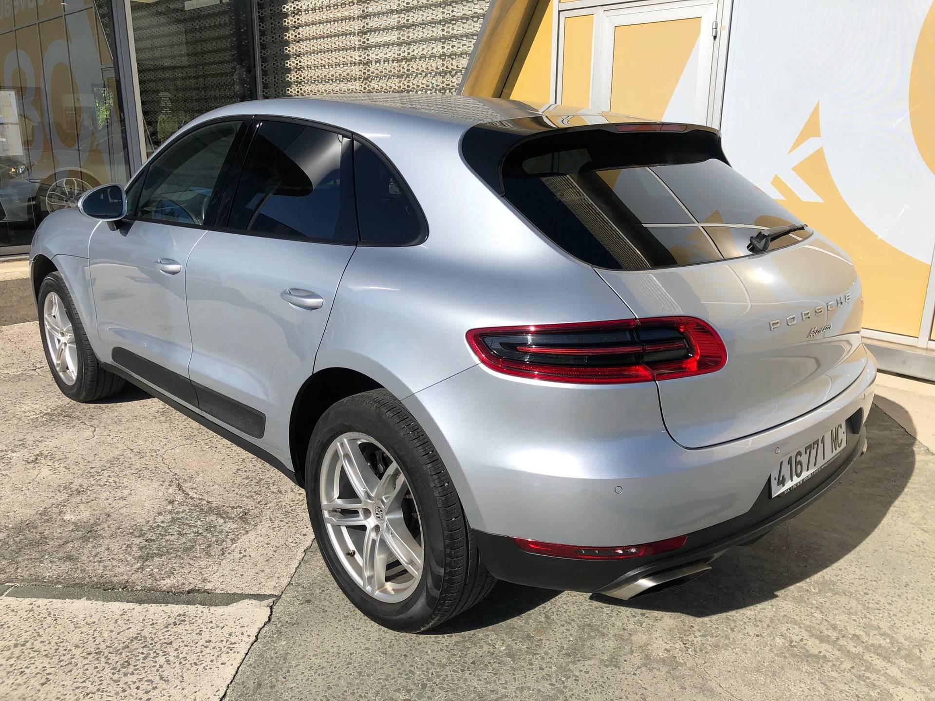 2018 Porsche Macan – 3