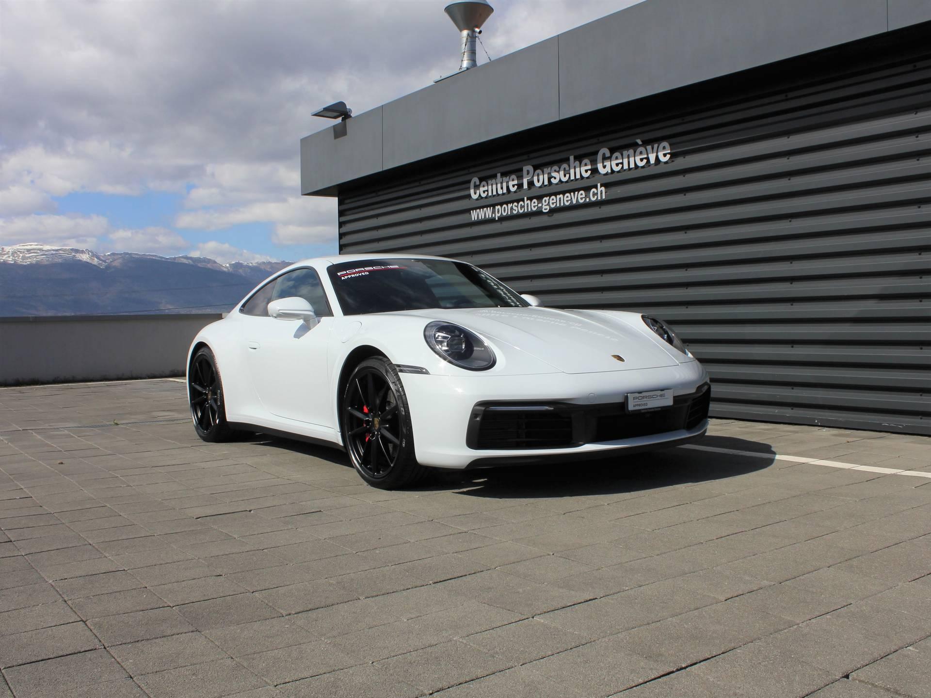 2020 Porsche 911 Carrera S – 1