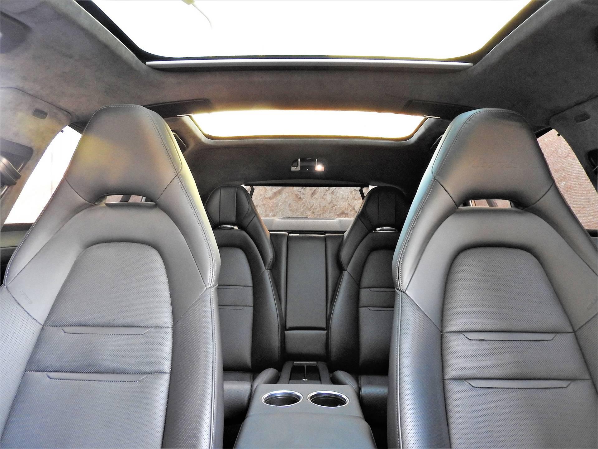 2018 Porsche Panamera Turbo Executive – 4