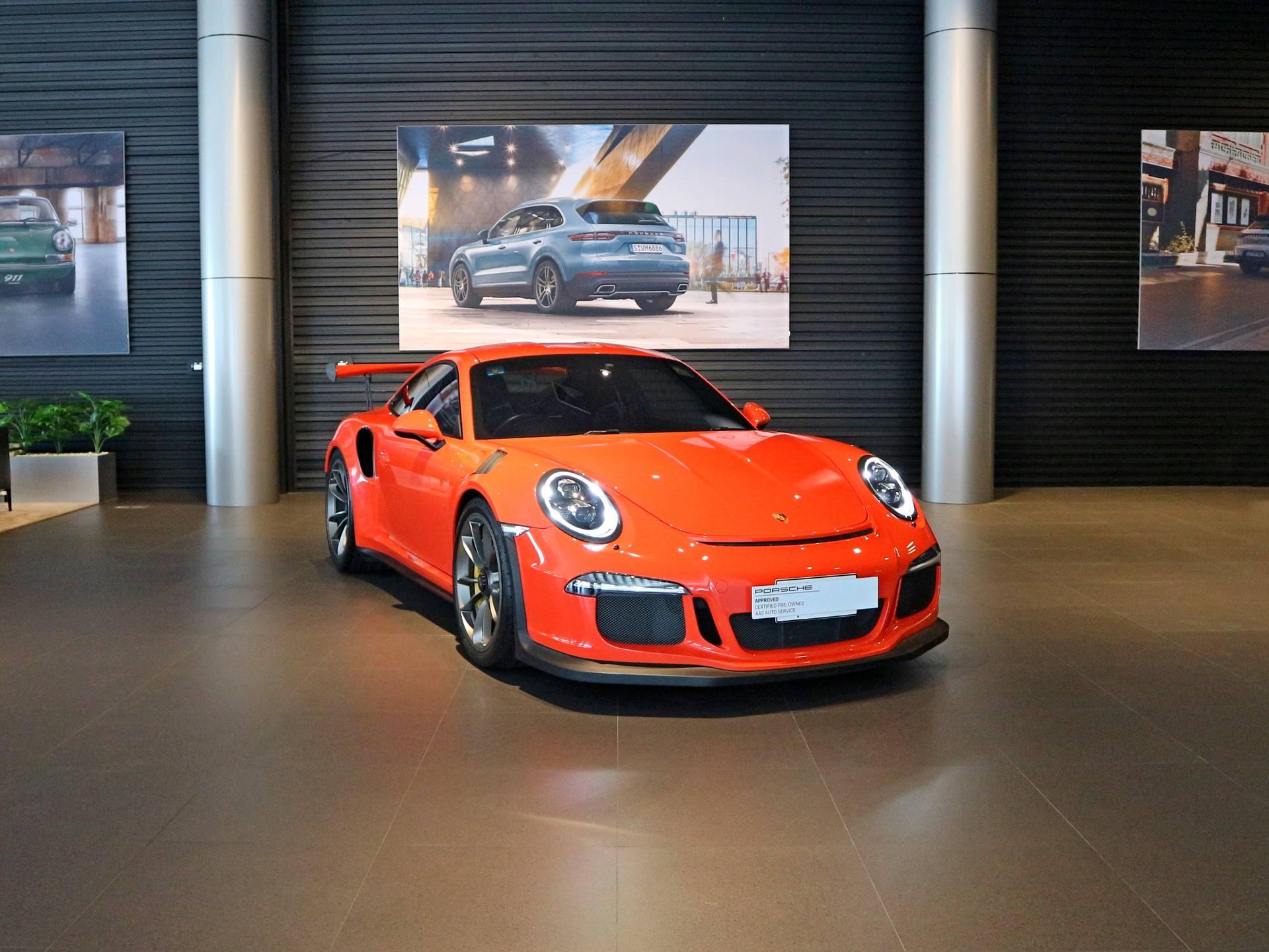 2016 Porsche 911 GT3 RS – 1