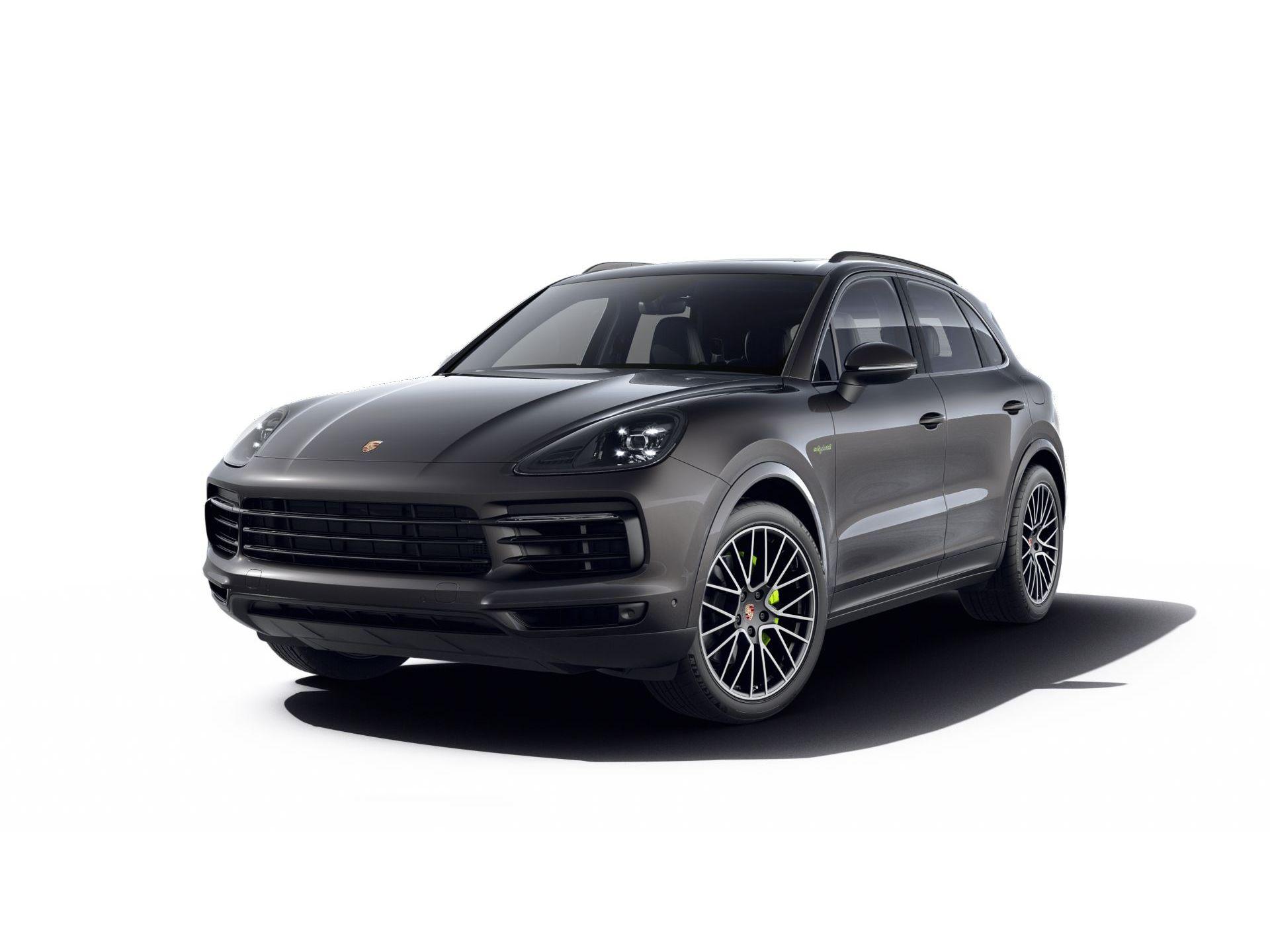 2022 Porsche Cayenne E-Hybrid – 1