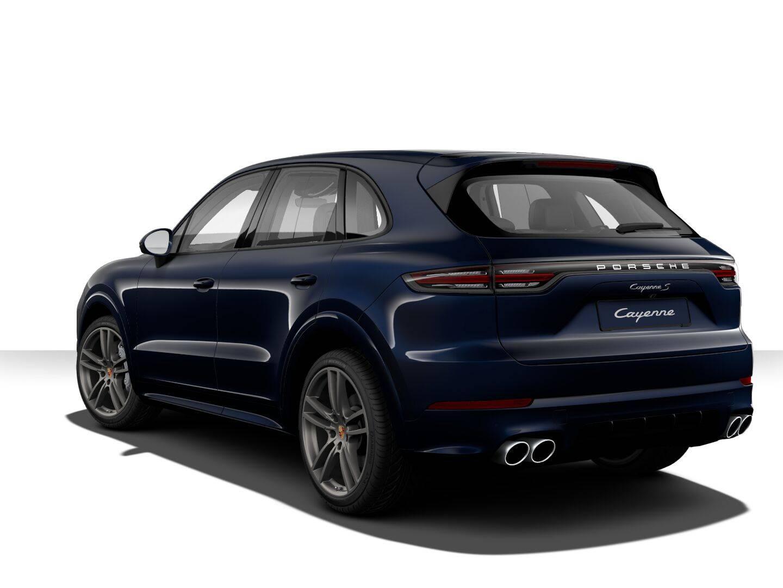 2021 Porsche Cayenne S – 2