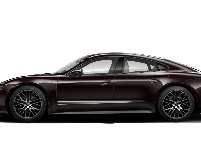 2021 Porsche Taycan – 2