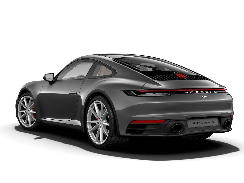 2020 Porsche 911 Carrera S Coupe – 3
