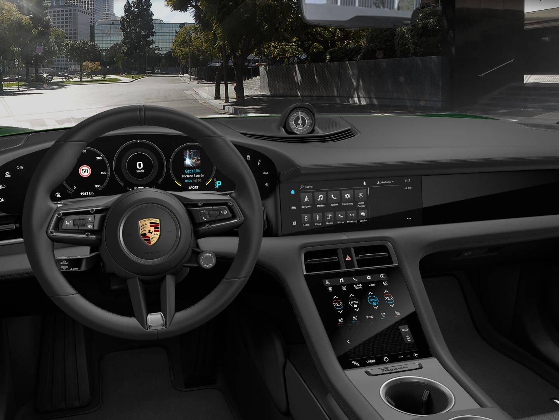 Porsche Taycan 4S – 3