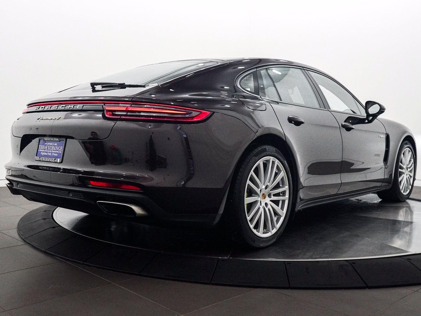 2018 Porsche Panamera 4 E-Hybrid – 4