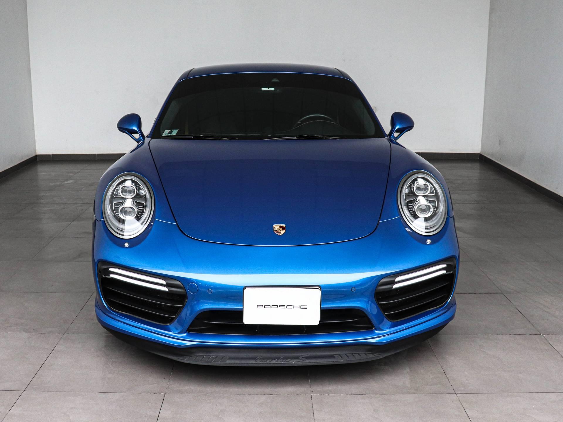 2017 Porsche 911 Turbo S – 5