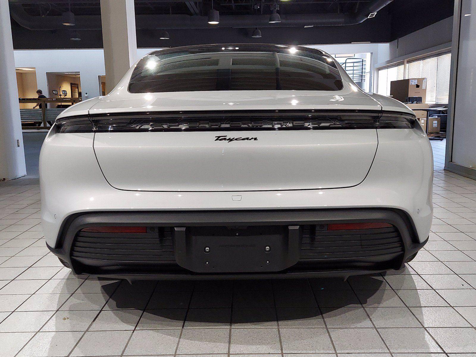2021 Porsche Taycan – 5