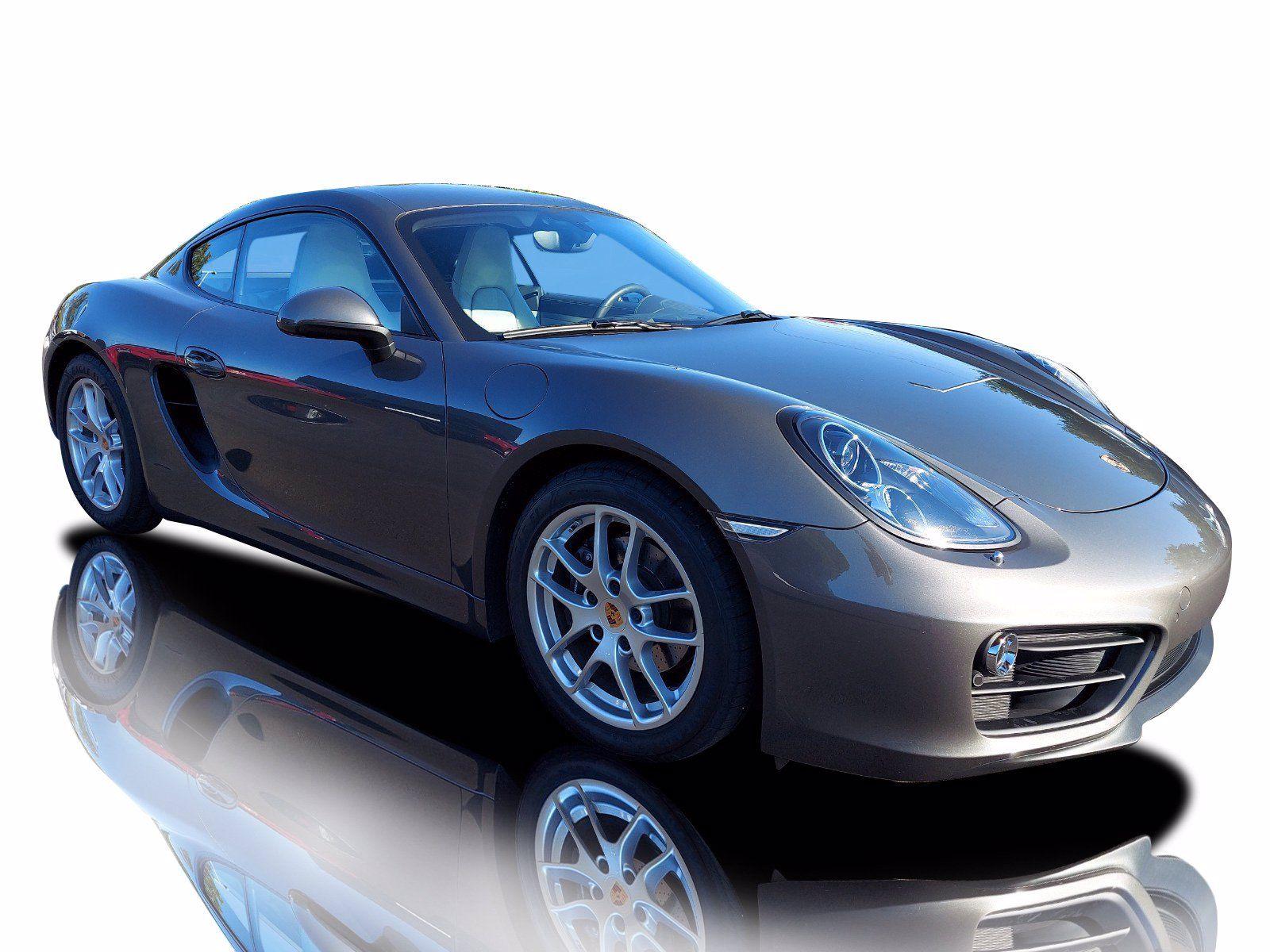 2015 Porsche Cayman – 1