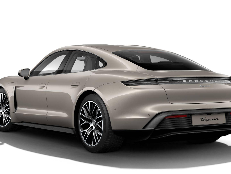 2021 Porsche Taycan – 3