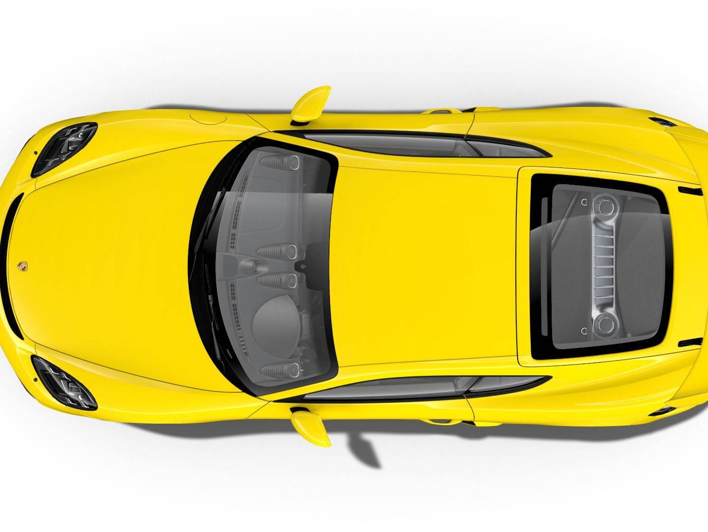 Porsche 718 Cayman GT4 – 4