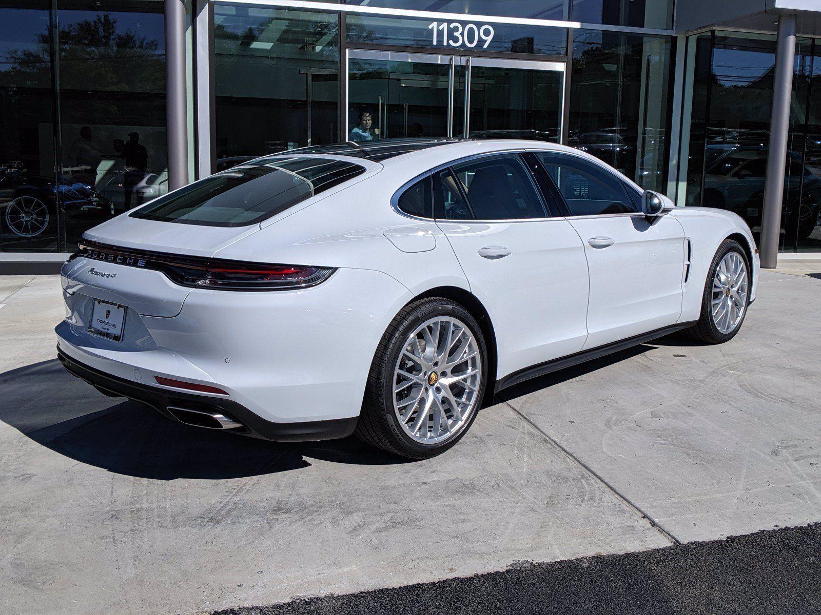 2022 Porsche Panamera 4 – 5