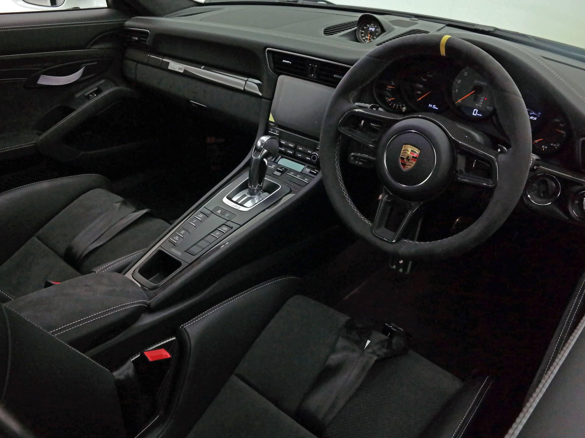 2019 Porsche 911 GT3 RS – 3