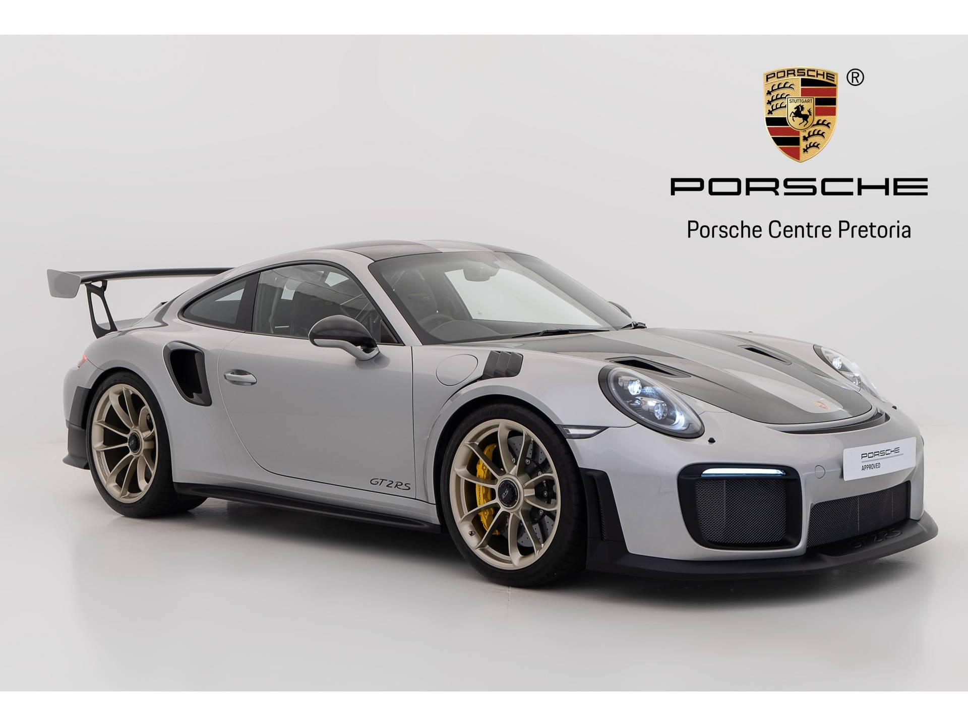 2019 Porsche 911 GT2 RS – 1