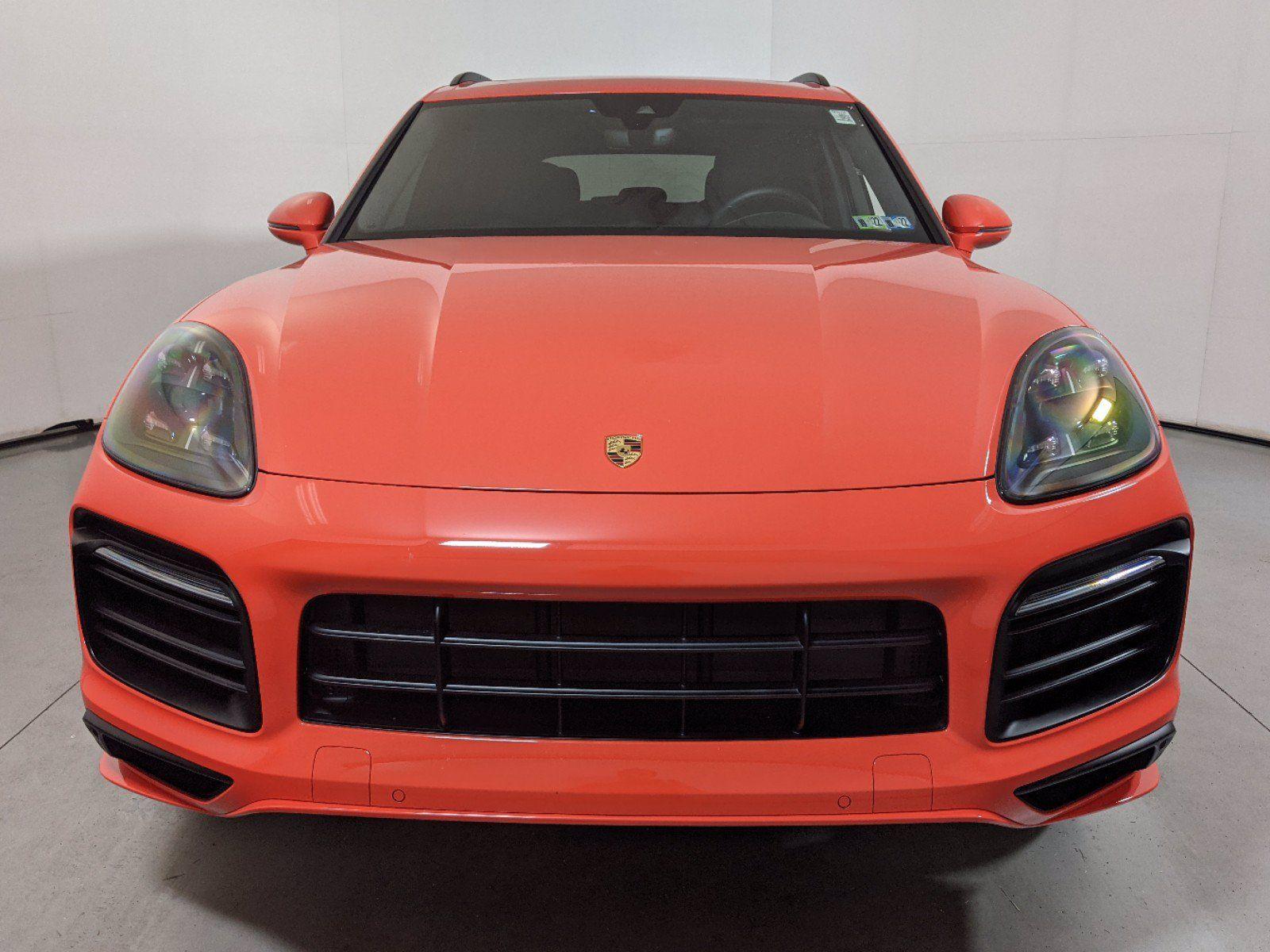 2021 Porsche Cayenne GTS – 2