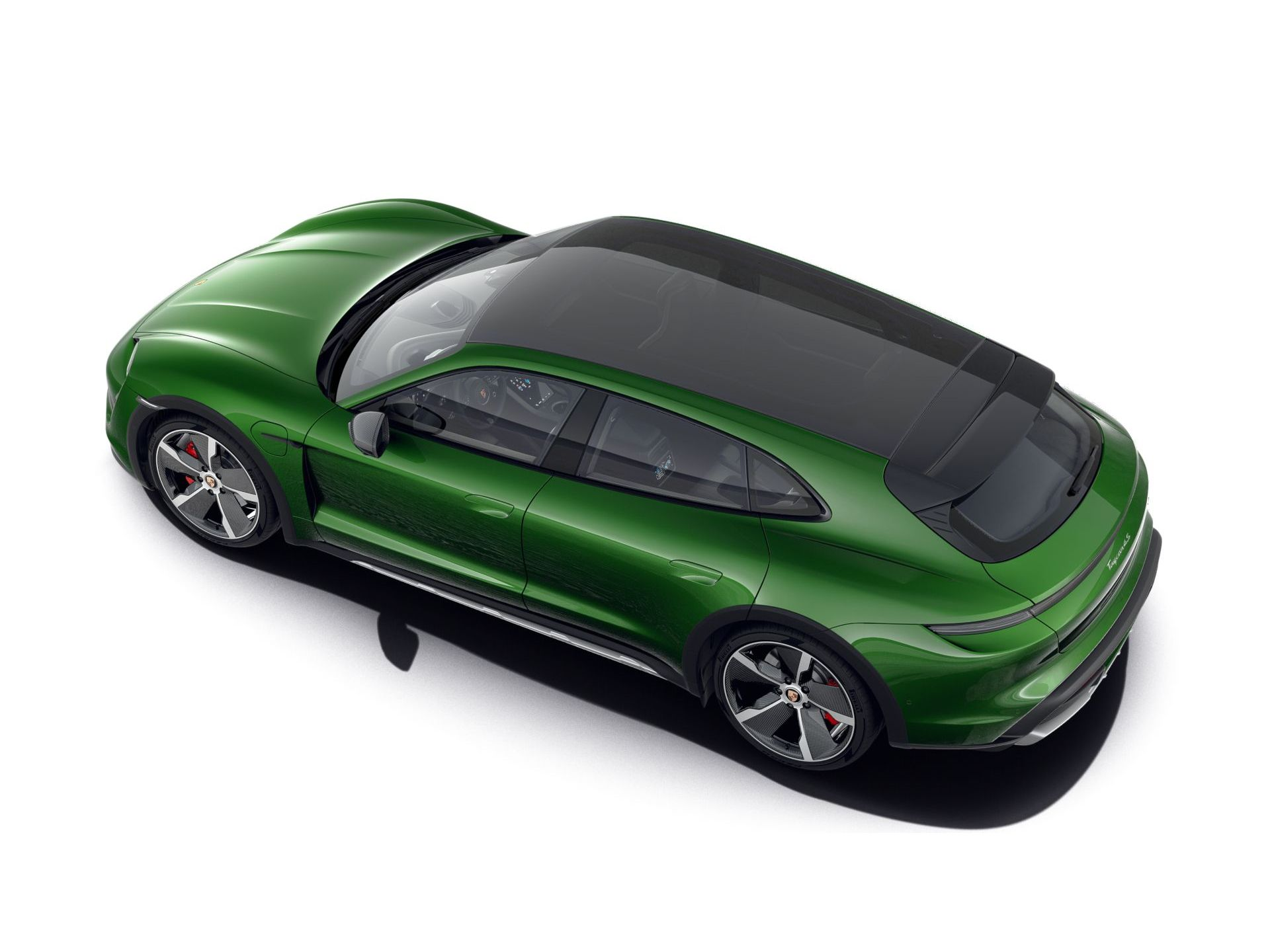 2021 Porsche Taycan 4S Cross Turismo – 4