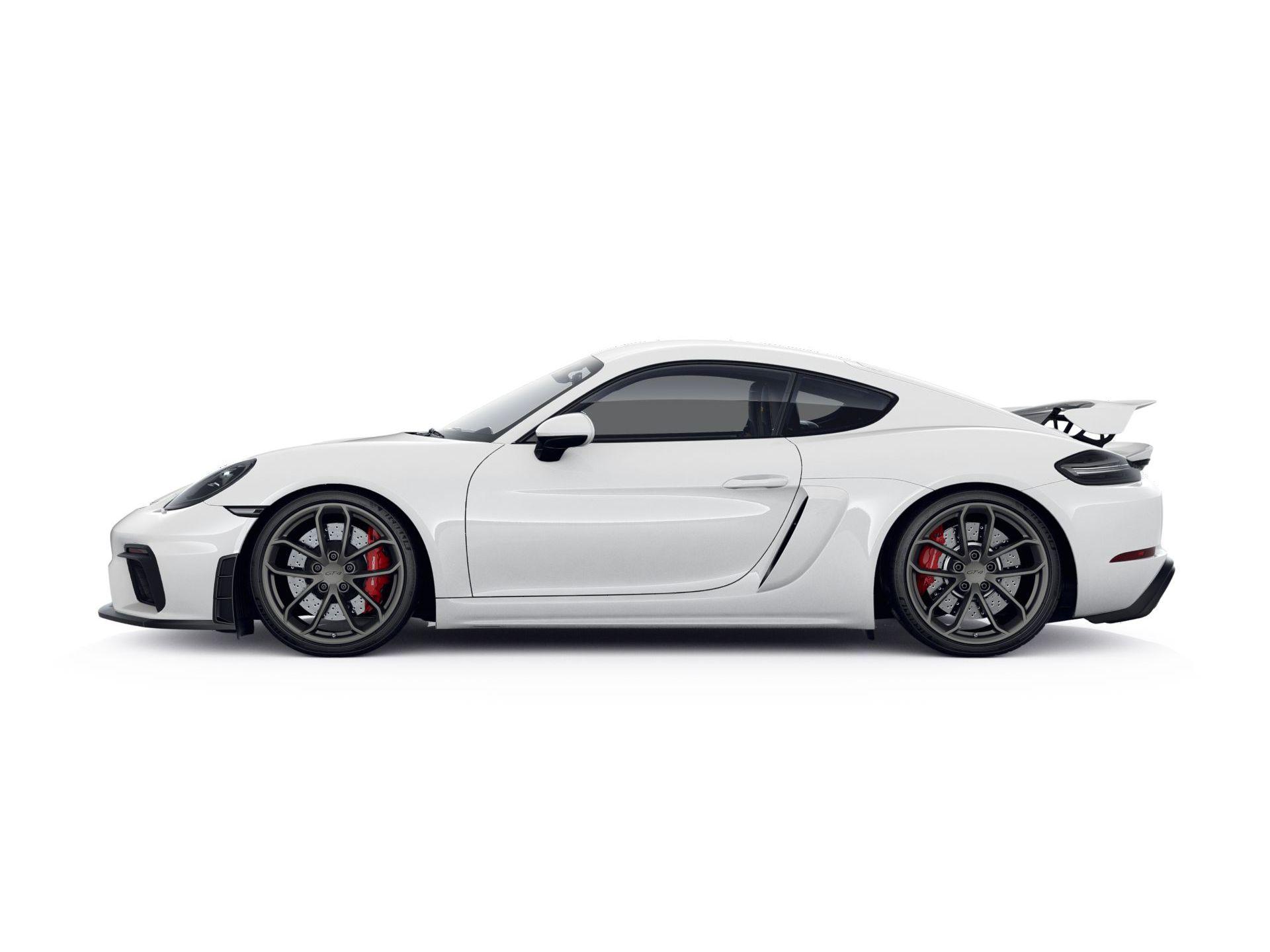 2022 Porsche 718 Cayman GT4 – 2
