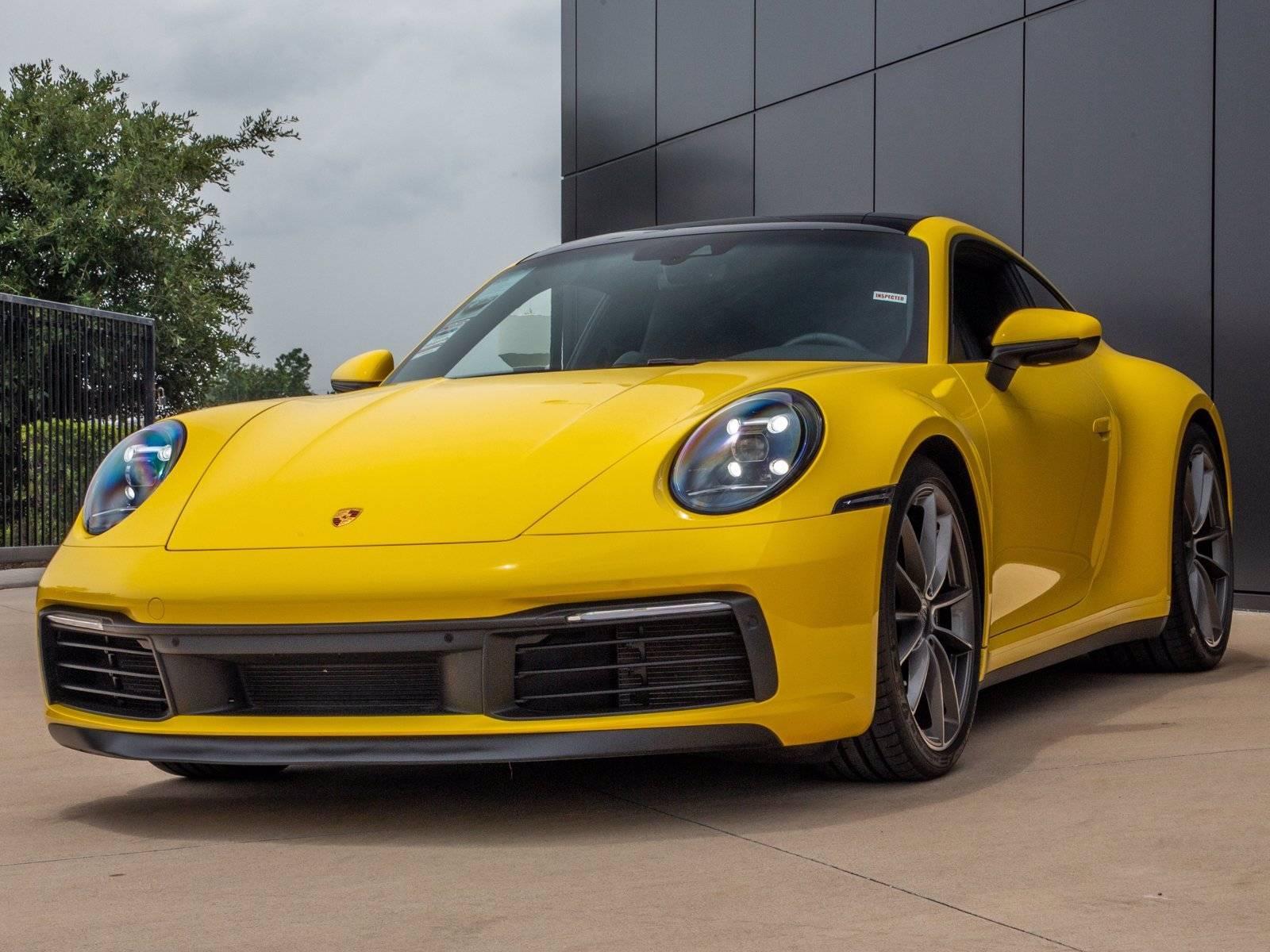 2020 Porsche 911 Carrera S (992) – 2