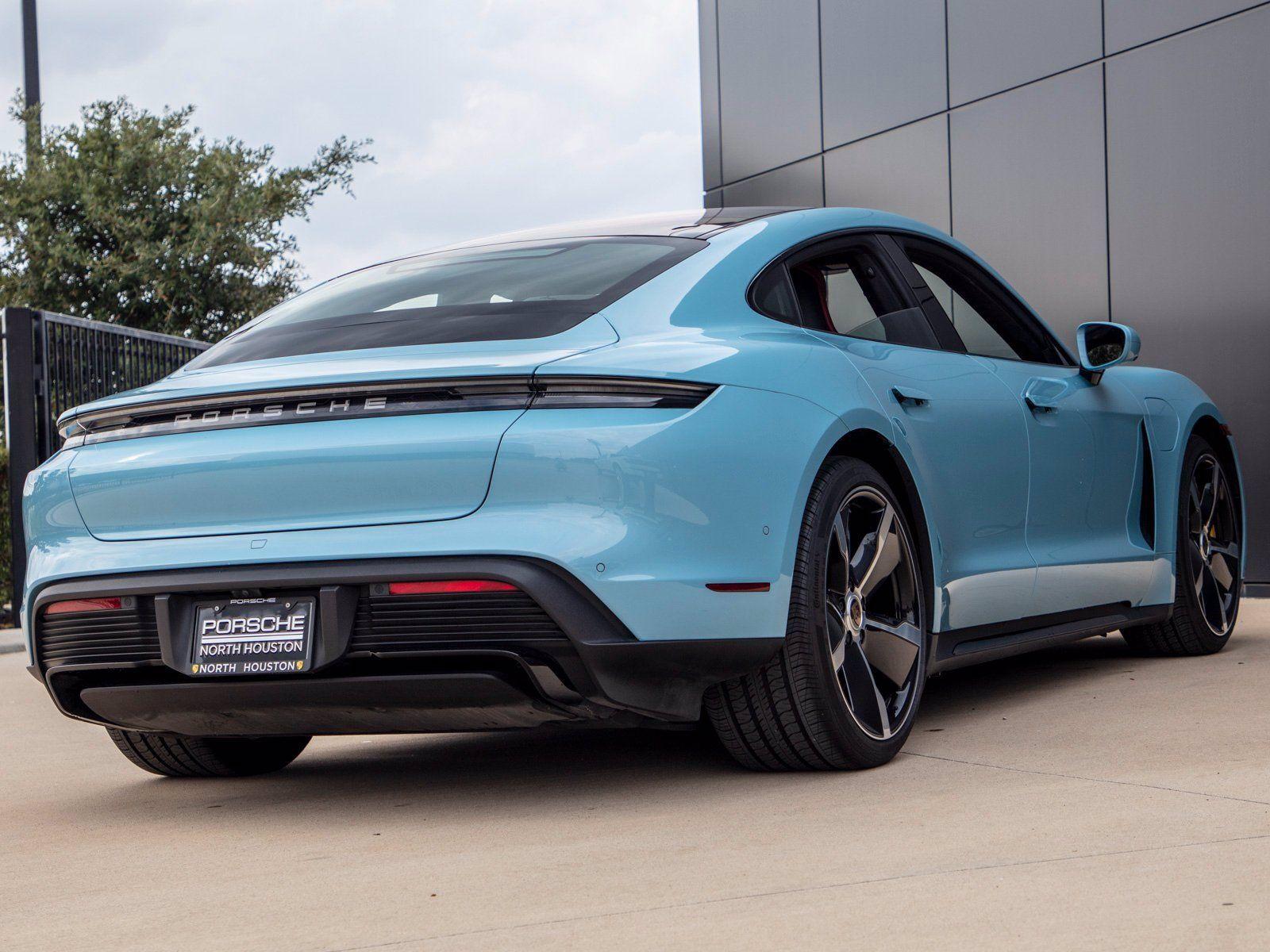 2020 Porsche Taycan Turbo – 5