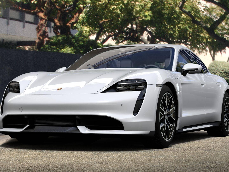 2021 Porsche Taycan Turbo – 1