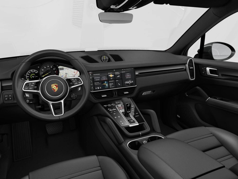 2021 Porsche Cayenne E-hybrid – 5