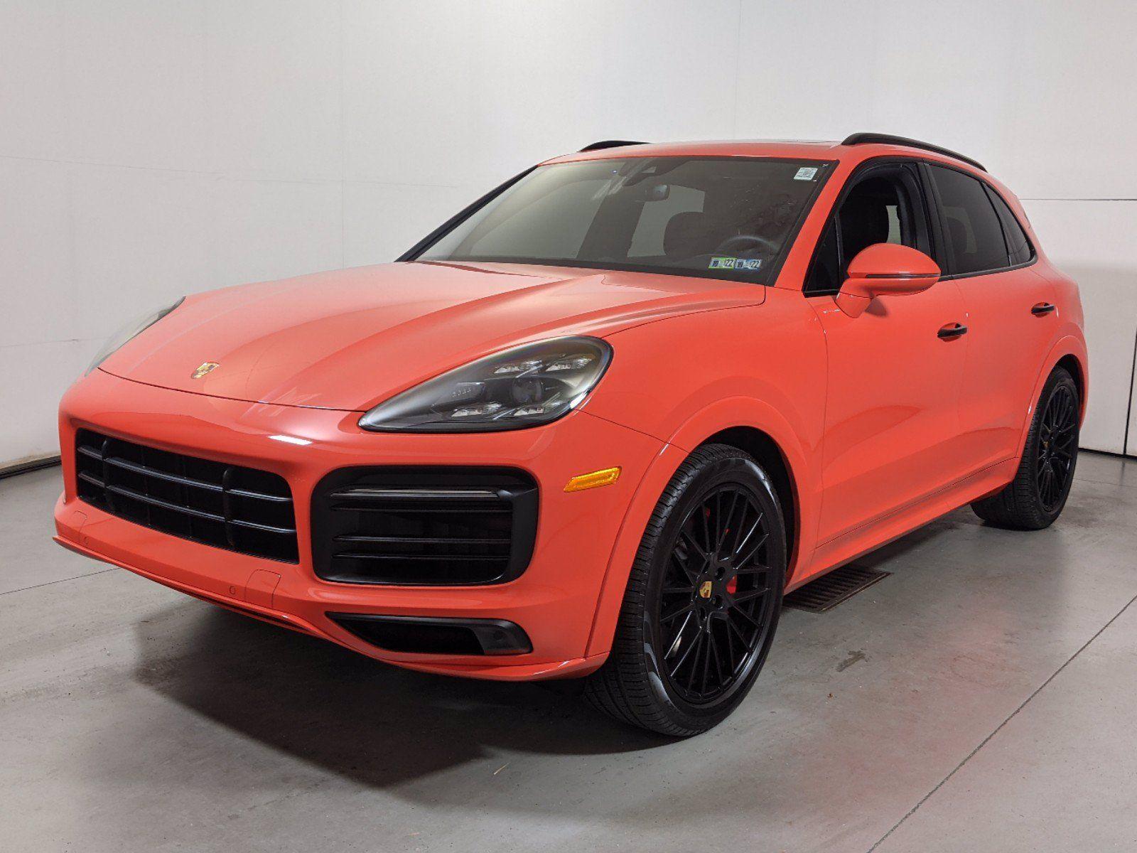 2021 Porsche Cayenne GTS – 1