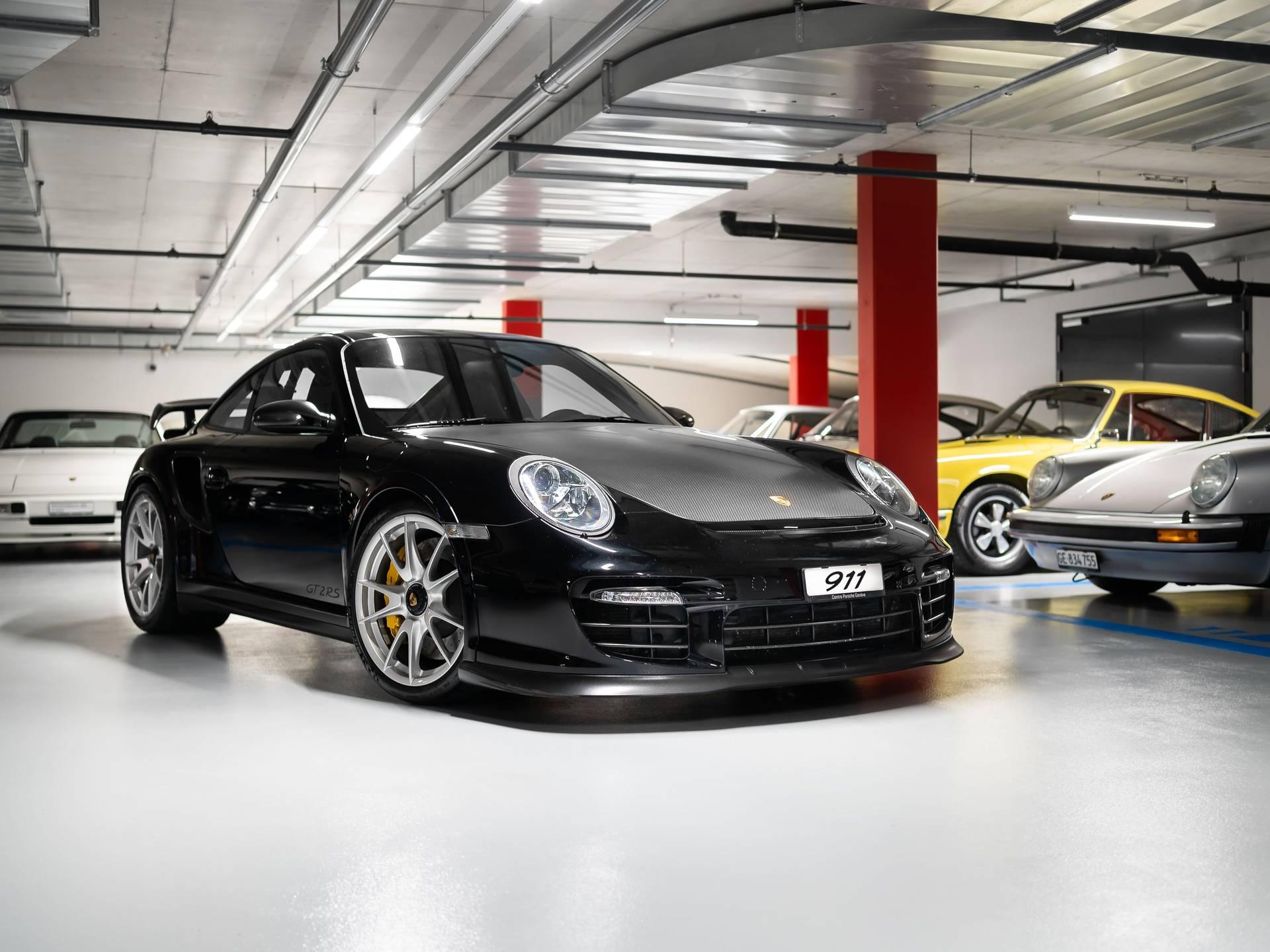2011 Porsche 911 GT2 RS – 1