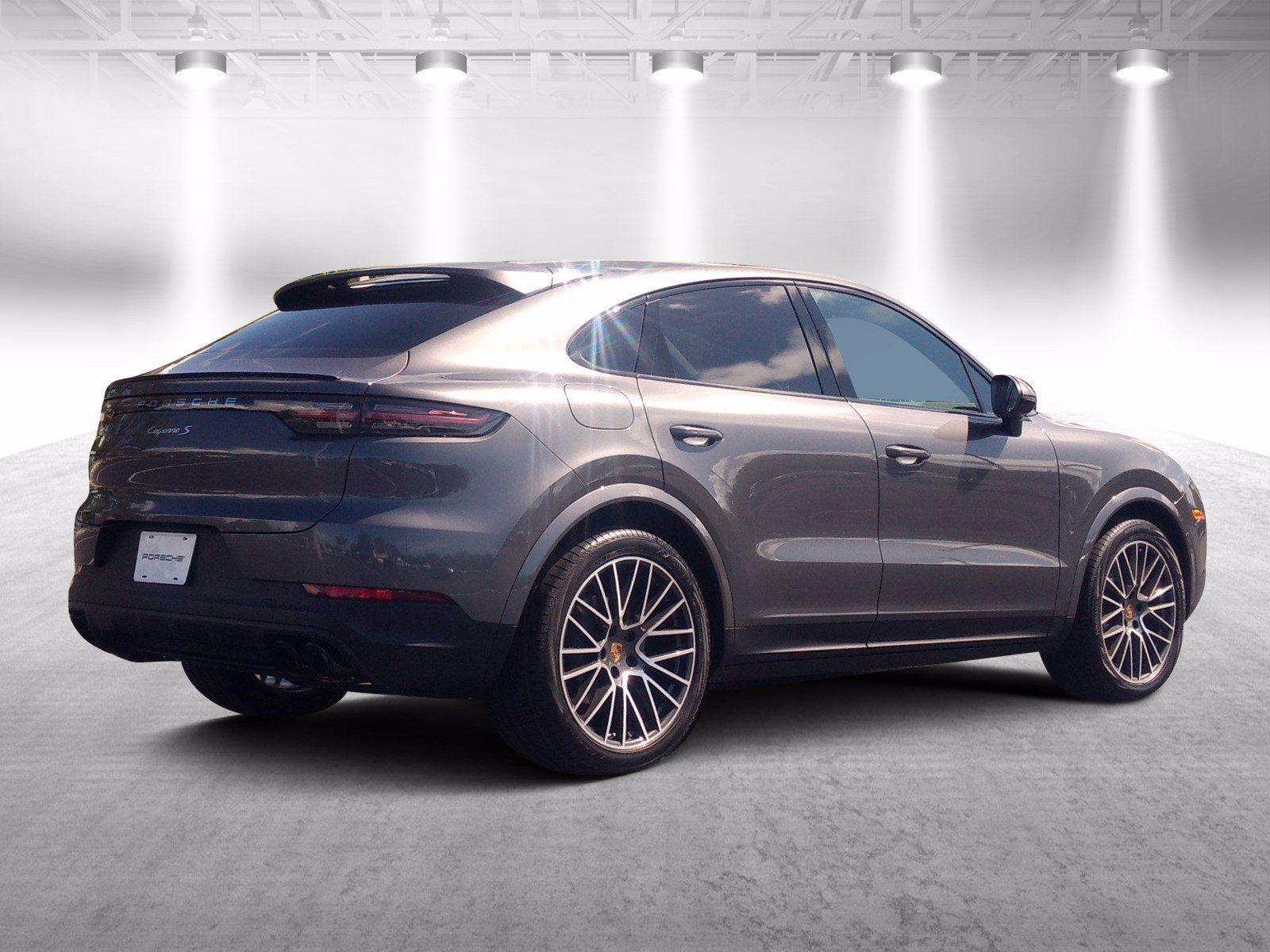2021 Porsche Cayenne S Coupe – 4