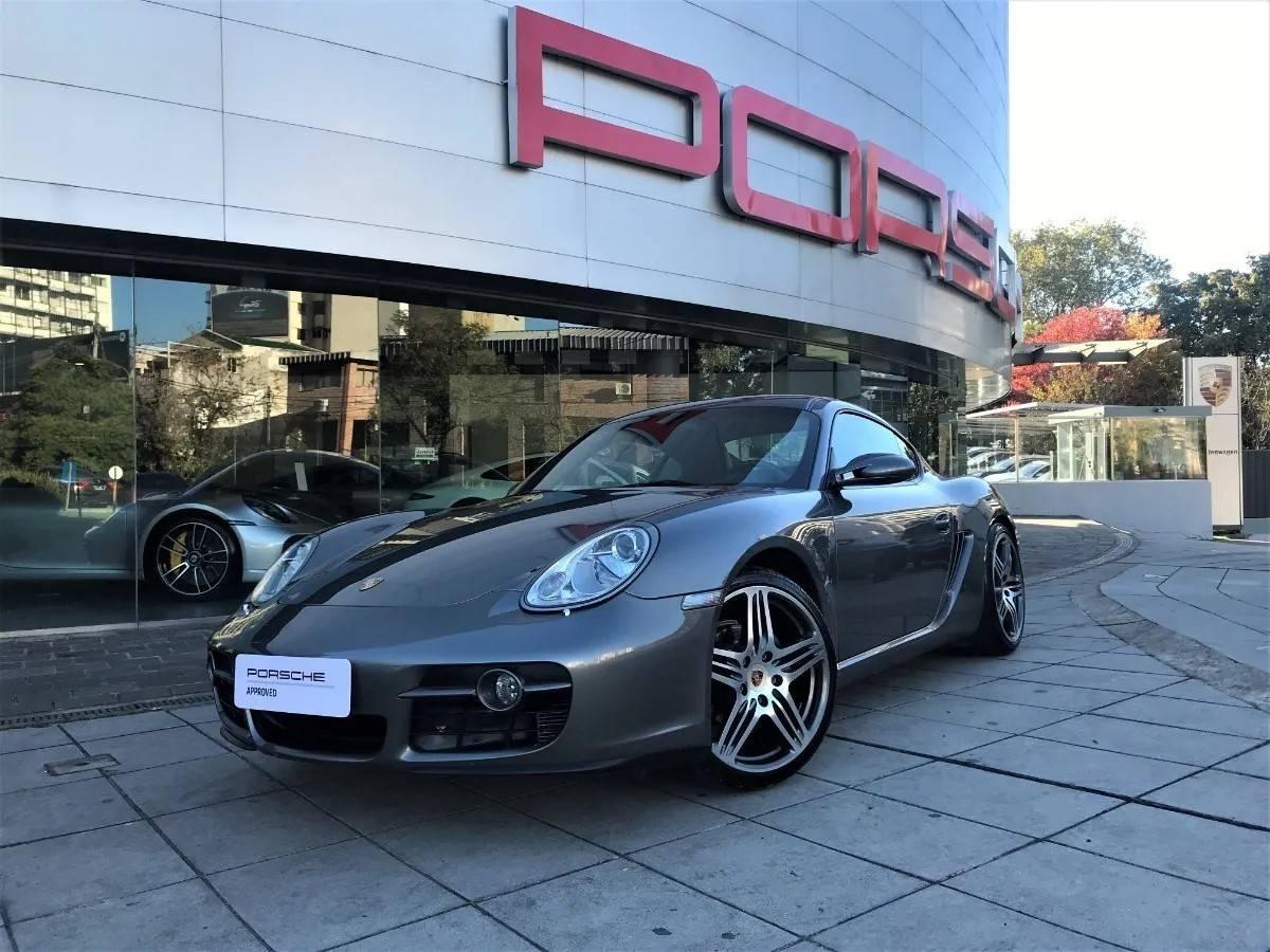 Porsche Cayman – 1