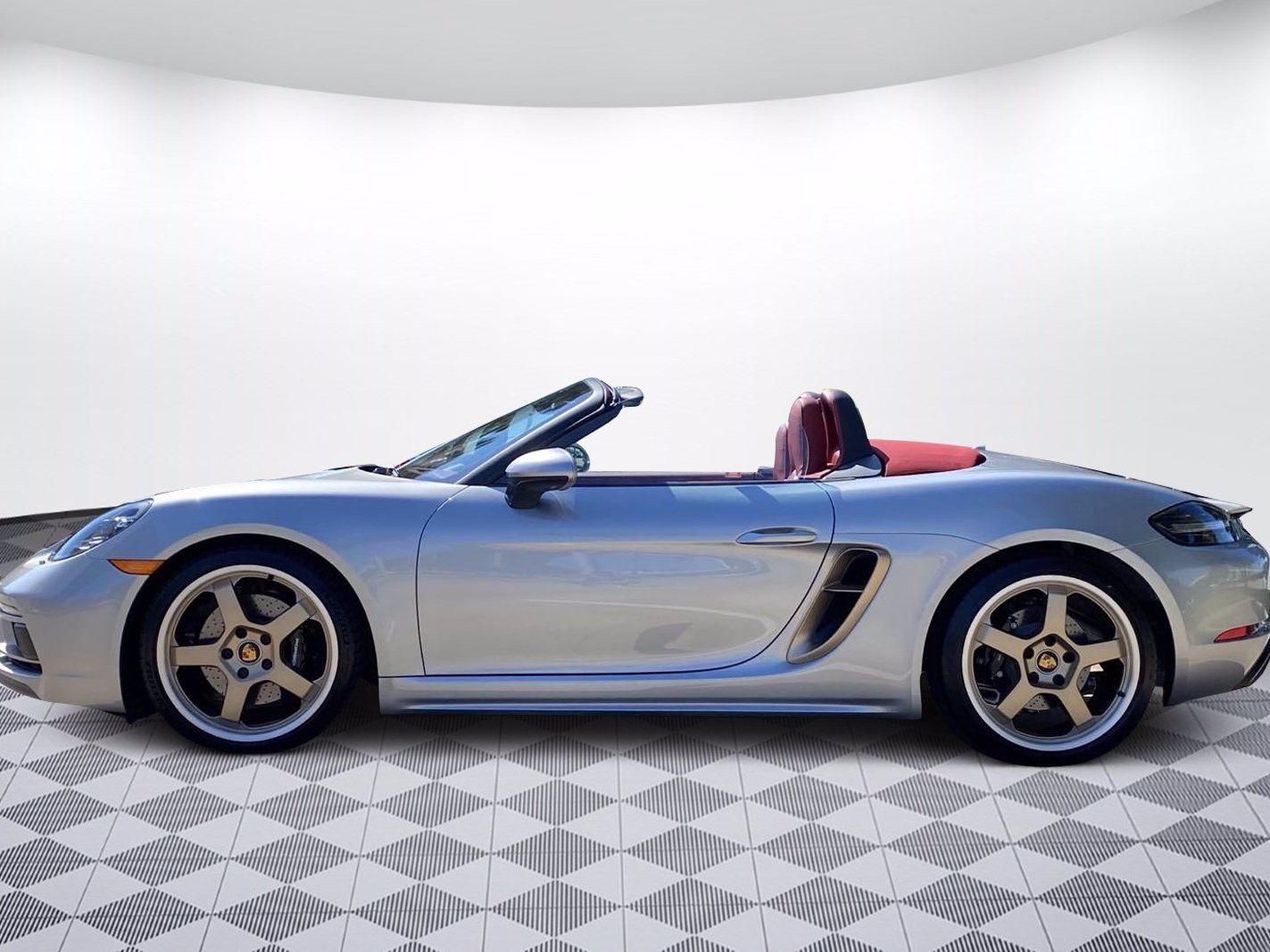2022 Porsche Boxster 25 Years – 4