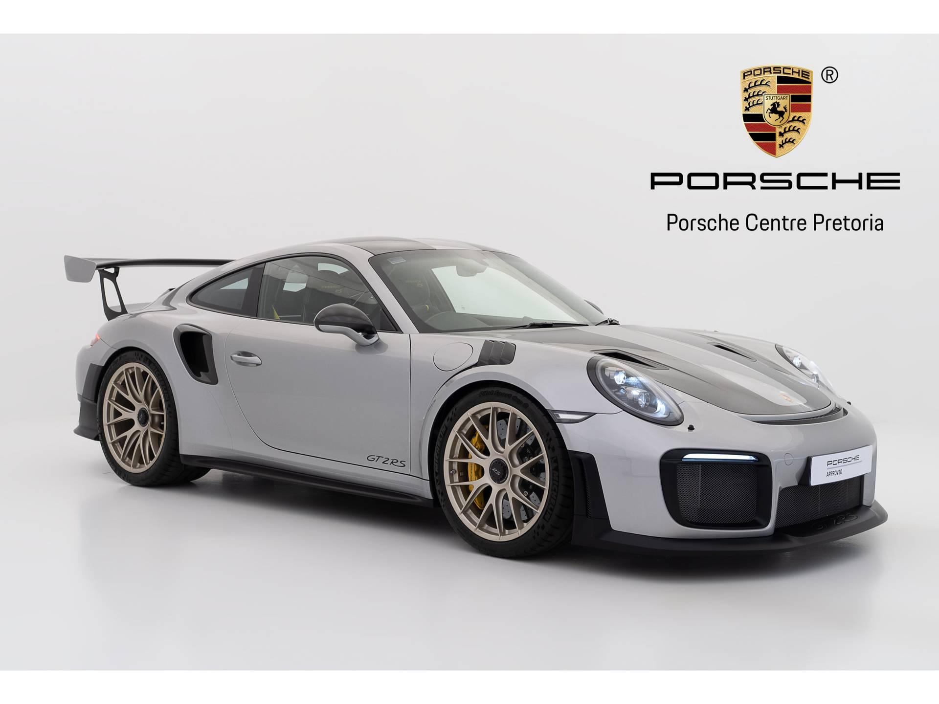 2018 Porsche 911 GT2 RS – 1
