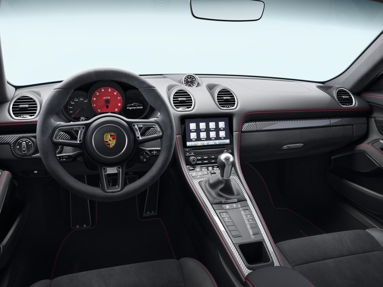 2022 Porsche 718 Cayman GTS 4.0 – 5