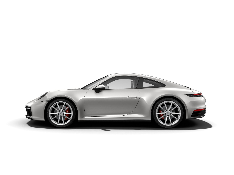 2021 Porsche 911 Carrera 4S – 2
