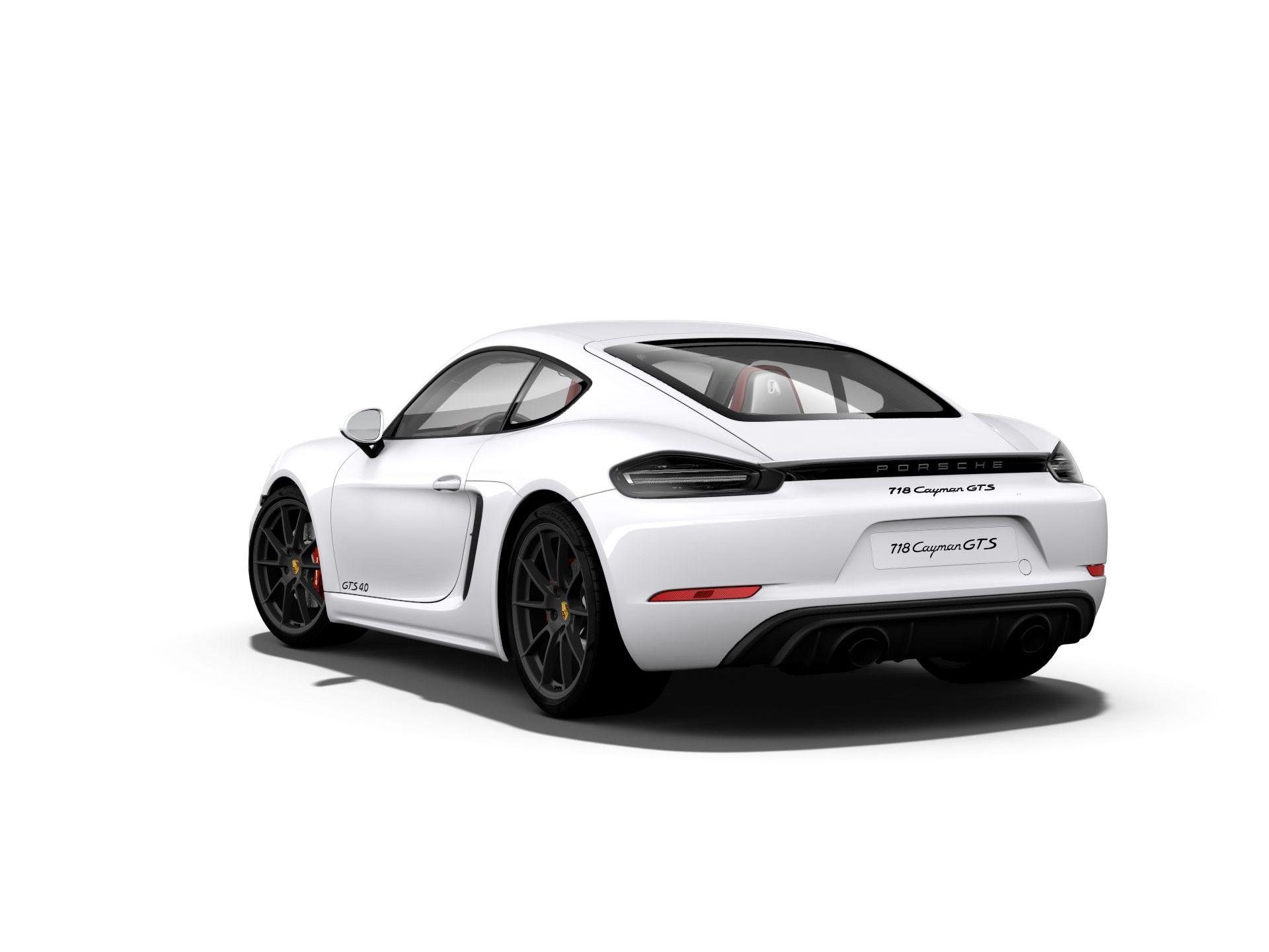 2021 Porsche 718 Cayman GTS 4.0 – 3