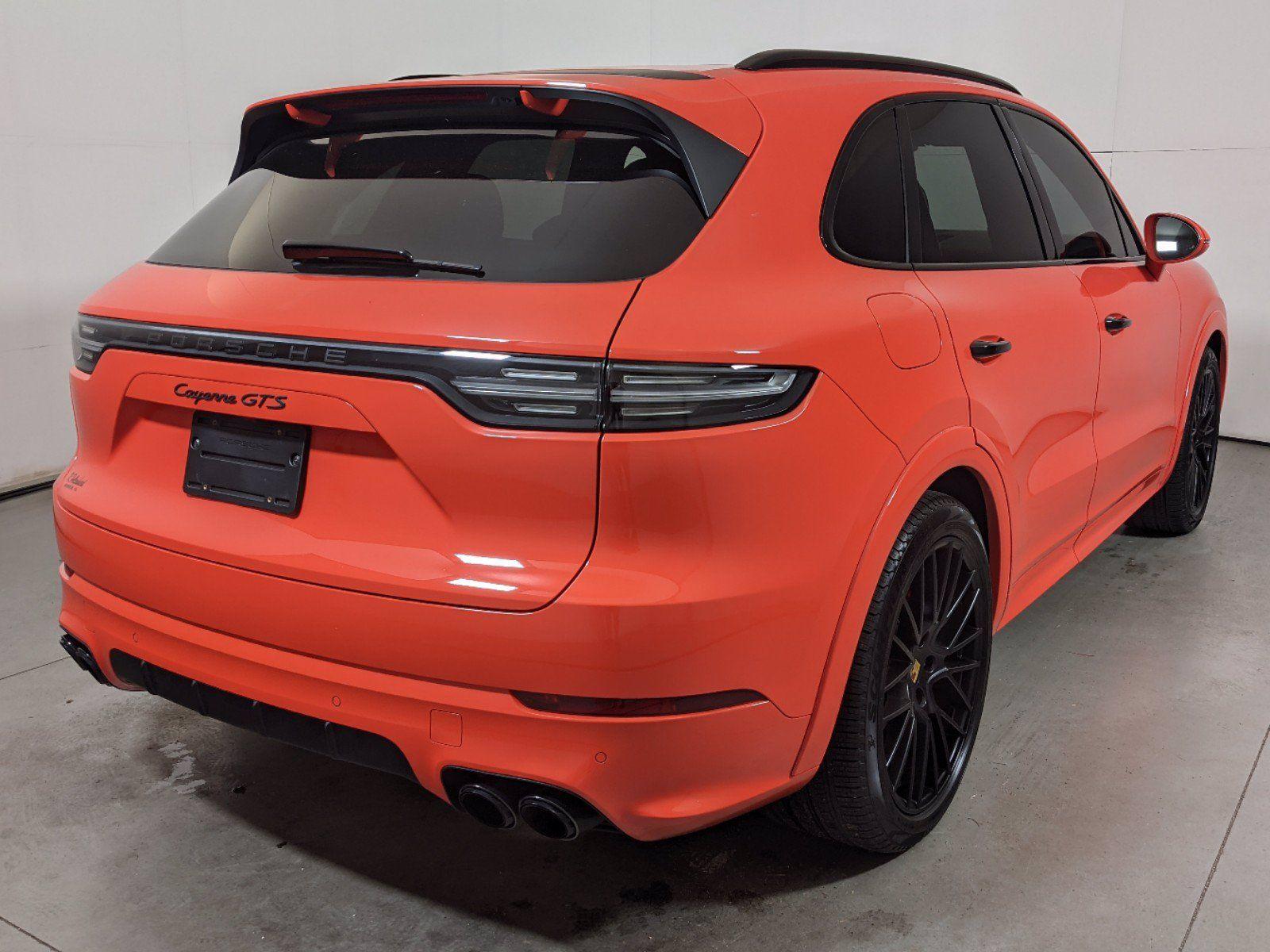 2021 Porsche Cayenne GTS – 5