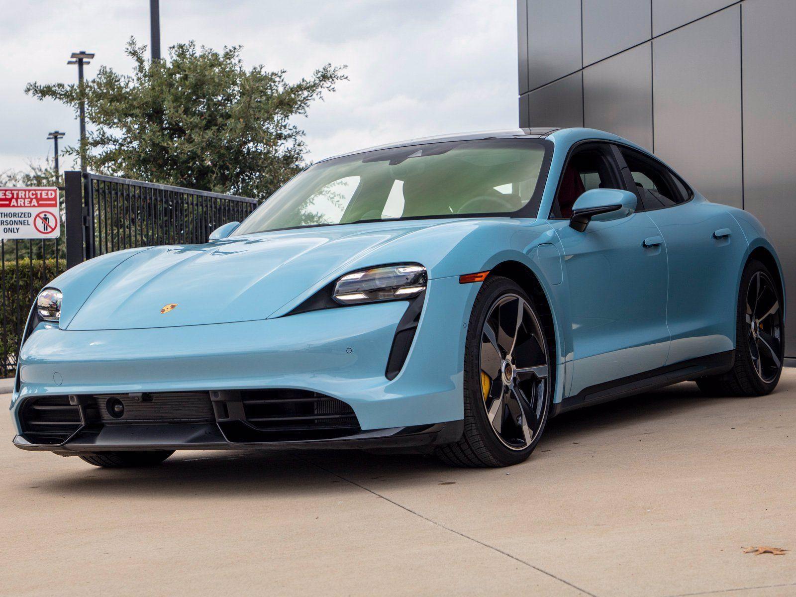 2020 Porsche Taycan Turbo – 2