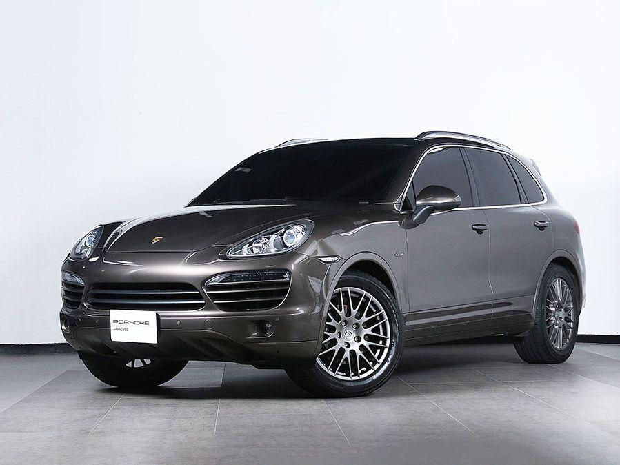 2013 Porsche Cayenne Diesel – 1