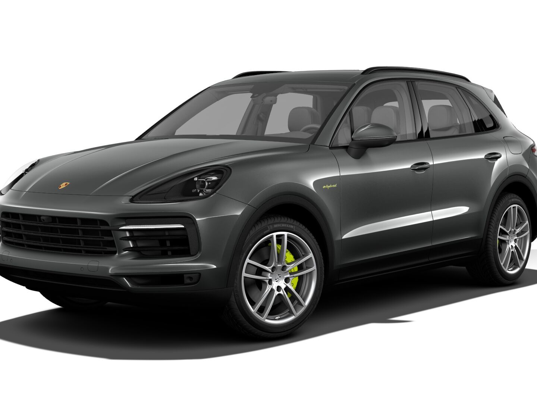 2021 Porsche Cayenne E-hybrid – 1