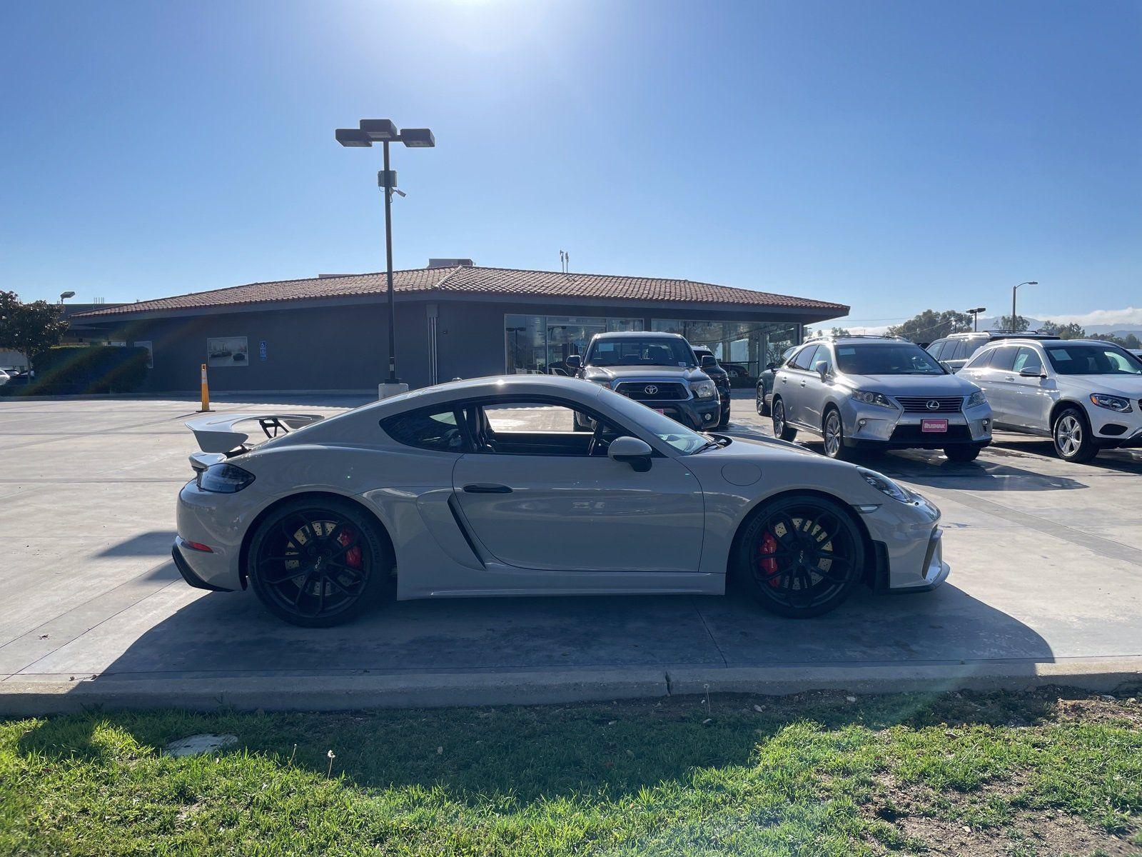 2020 Porsche 718 Cayman GT4 – 3