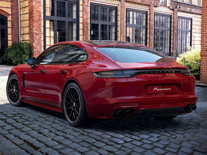 2021 Porsche Panamera GTS – 2