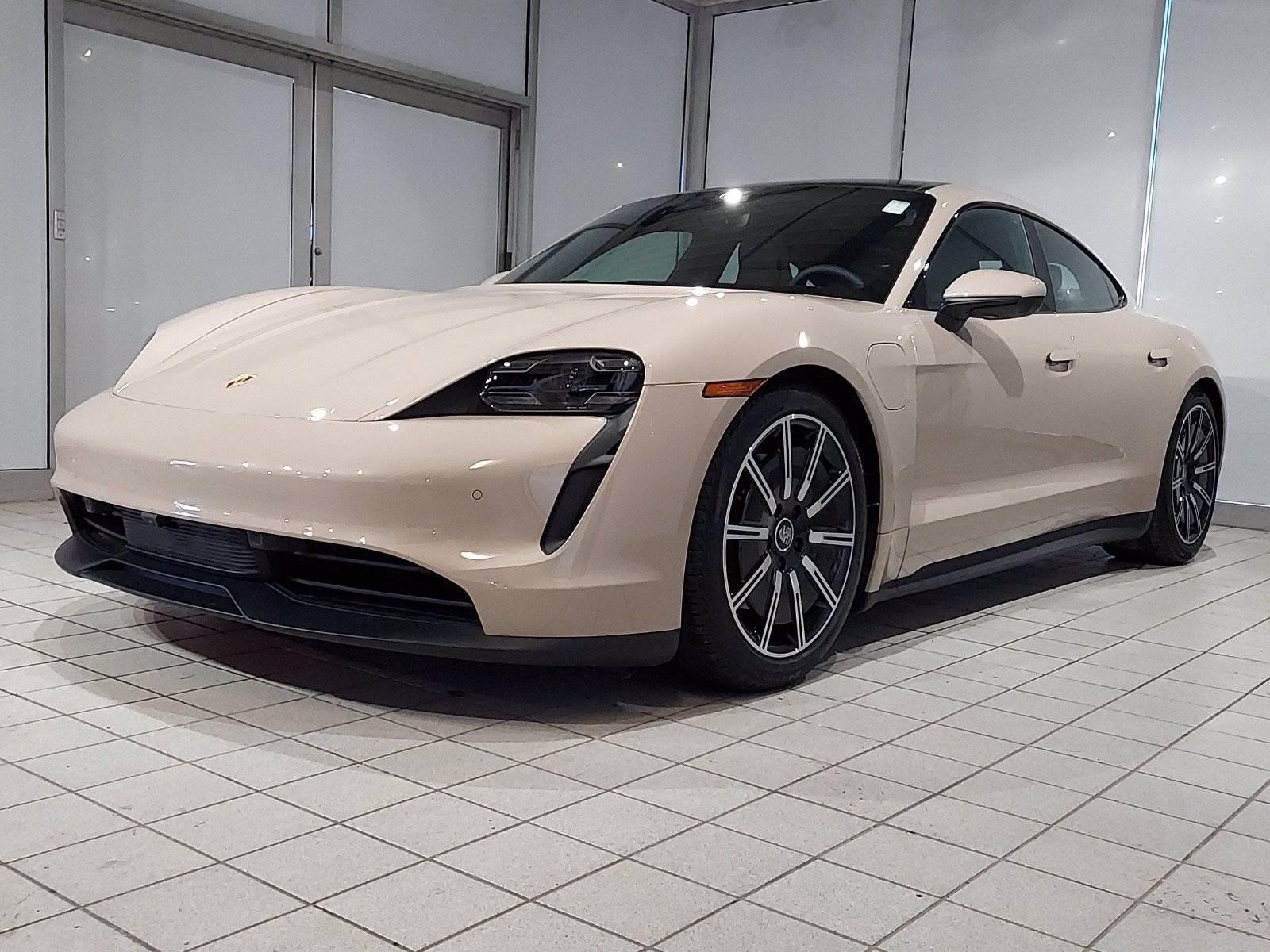 2021 Porsche Taycan 4S – 3