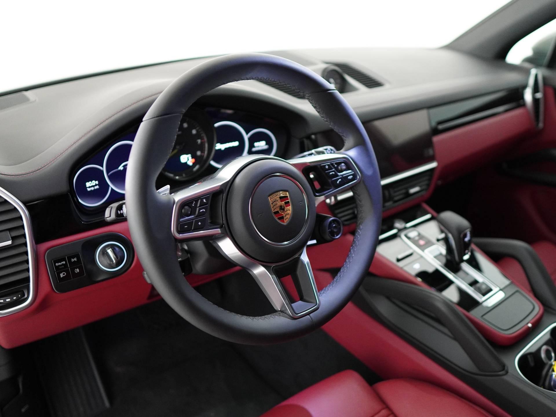 Porsche Cayenne E-Hybrid – 3