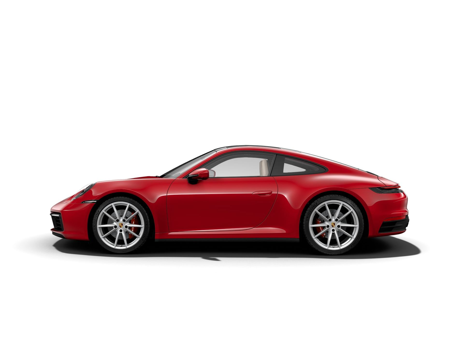 2020 Porsche 911 Carrera 4S (992) – 2