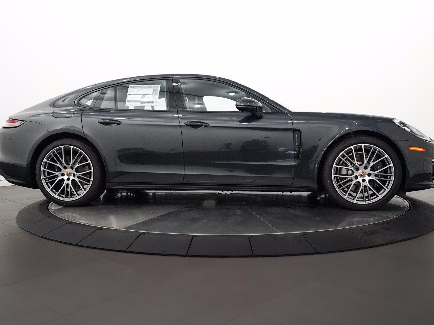 2021 Porsche Panamera 4 – 3