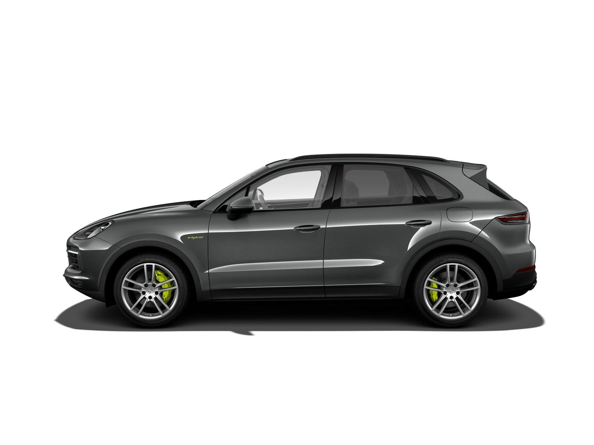 2020 Porsche Cayenne E-Hybrid – 2