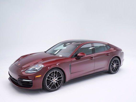 2021 Porsche Panamera – 1