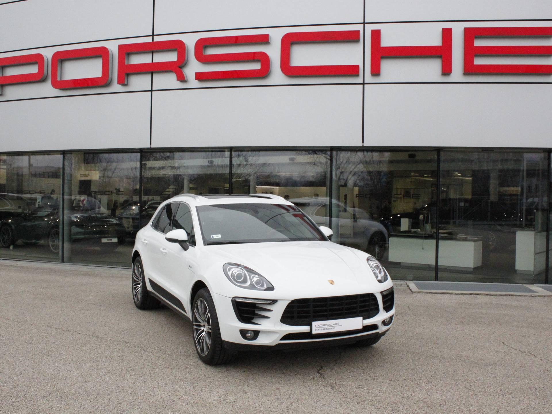 Porsche Macan S Diesel – 1